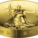 2009 UHR Gold Coin Edge