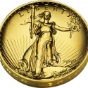 2009 UHR Gold Coin Obverse