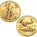 Eagle Bullion, Gold Sovereign, Five Ounce Coin