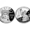 Platinum Eagles, Yosemite Park Quarters, 5 oz Bullion Coins