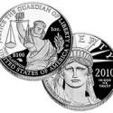 Platinum Proofs, Gold Stolen, Buchanan's Dollar