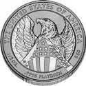 Platinum Eagle Error, Presidential Dollar Proof Set