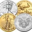 Bullion Eagle Record, Army Commemorative Dollars