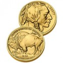 2011 American Gold Buffalo, Quarters Proof Set