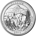 Glacier National Park Quarter, US Mint Sales