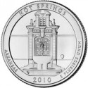 Hot Springs Silver Uncirculated Coin Price, 2011 Quarters Uncirculated Set