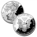 2011 Proof Silver Eagles, Grand Canyon 5 oz Silver Coin